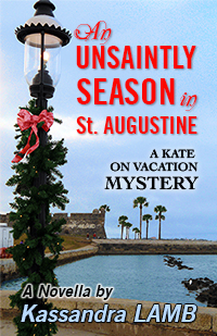 An Unsaintly Season in St. Augustine