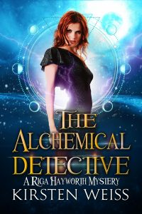 (RH1) The Alchemical Detective, A Riga Hayworth Mystery #1
