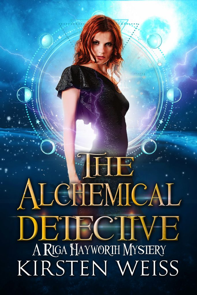 alchemical detective book cover