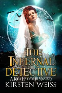 (RH3) The Infernal Detective, A Riga Hayworth Mystery #3