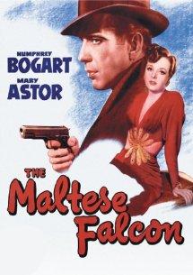 poster fior the 1941 film of The Maltese Falcon