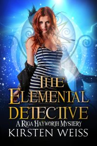 (RH4) The Elemental Detective, A Riga Hayworth Mystery #4