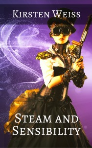 (SG1) Steam and Sensibility, A Sensibility Grey Steampunk Mystery #1