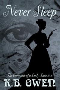 Never Sleep: The Chronicle of a Lady Detective