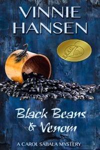 BLACK-BEANS-&-VENOM w BRAG medallion