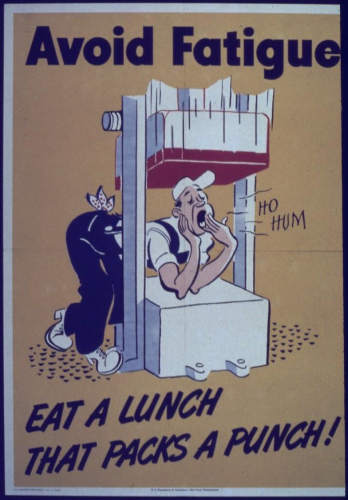 -Avoid_fatigue_-_Eat_a_lunch_that_packs_a_punch-_-_NARA_-_513896 pub domain