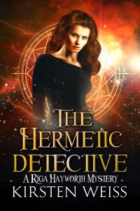 (RH6) The Hermetic Detective, A Riga Hayworth Mystery #6