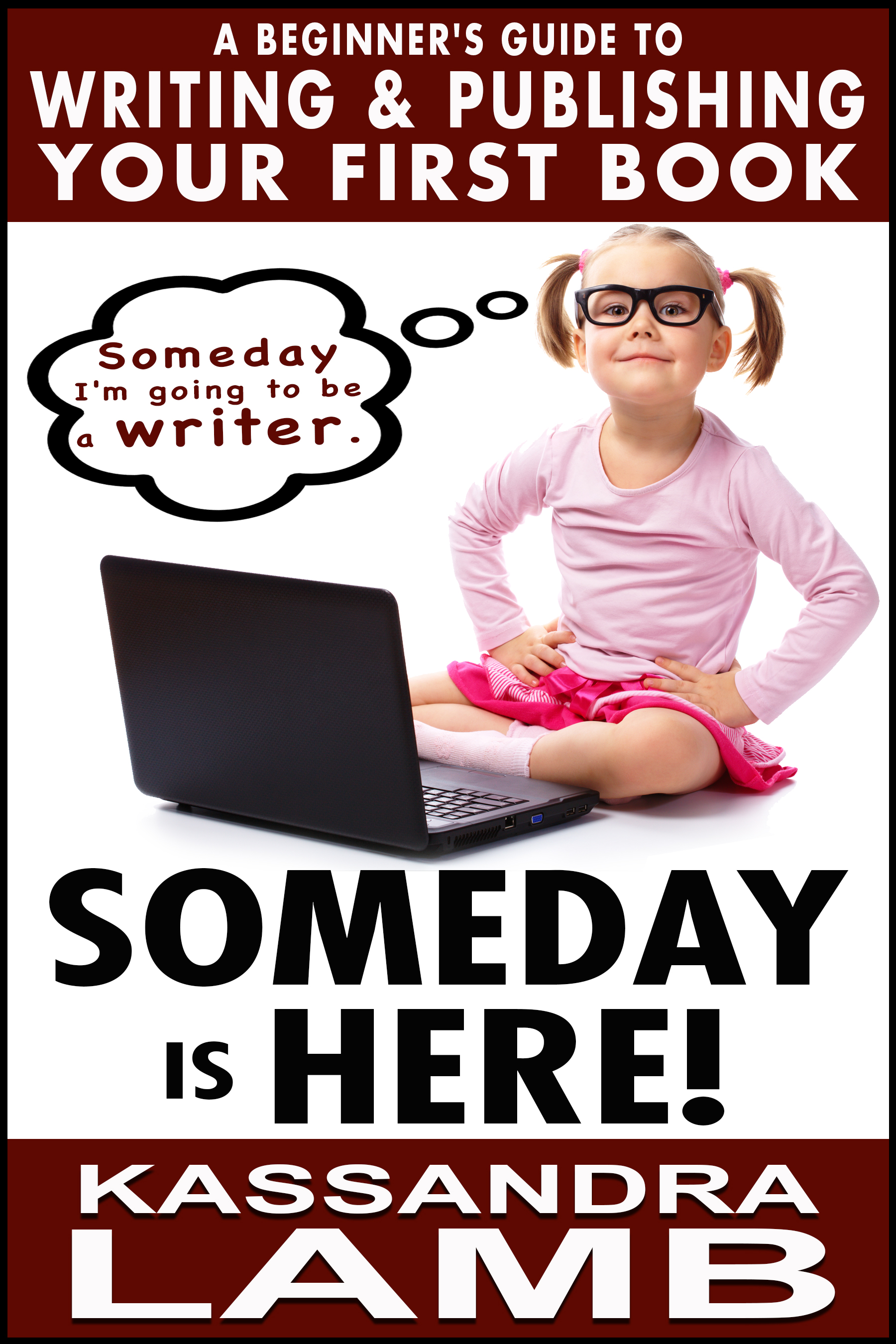Someday is Here! book cover
