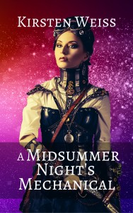 (SG3) Midsummer Night's Mechanical, A Sensibility Grey Steampunk Mystery #3