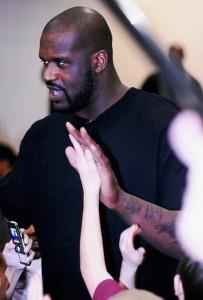 Shaquille O'Neal (public domain)