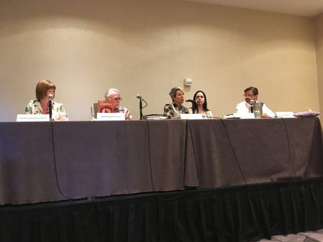 Vinnie Hansen, Left Coast Crime Panel 2017