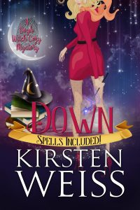 (DW3) Down, A Doyle Witch Cozy Mystery #3
