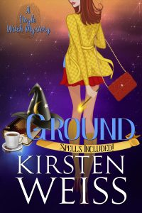 Ground, A Doyle Witch Cozy Mystery (#2)