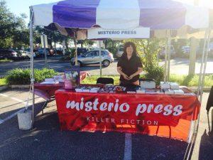 Kassandra Lamb @ Tampa Bay Festival of Books