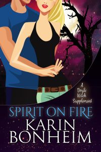 (DWIB1) Spirit on Fire, A Witches of Doyle In-Between #1