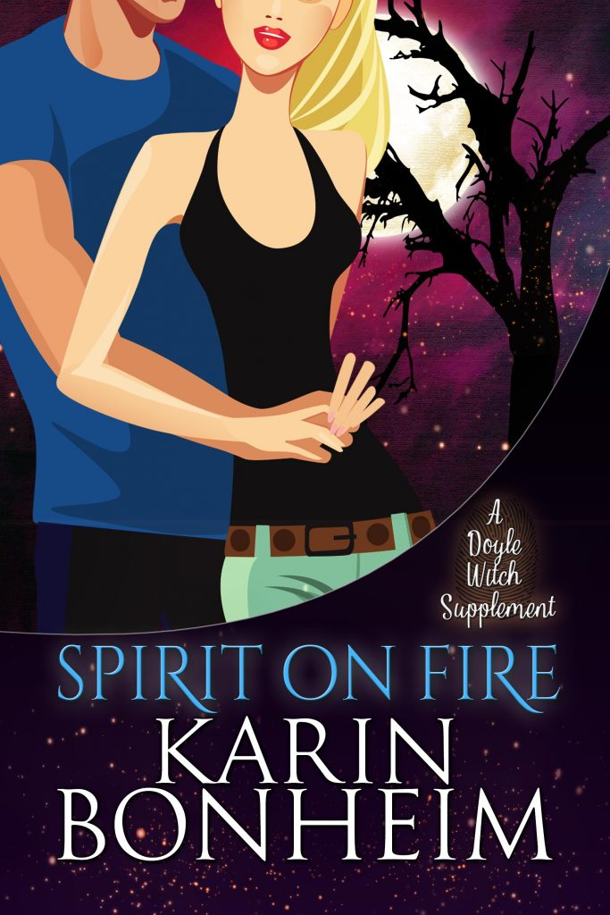 spirit on fire book cover