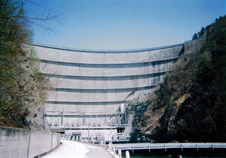 Yagisawa Dam (public domain)