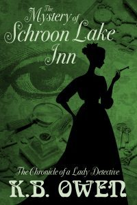 (PLD2) The Mystery of Schroon Lake Inn, The Chronicle of a Lady Detective #2