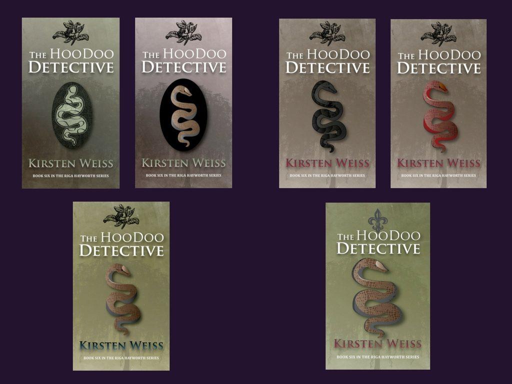 hoodoo detective covers