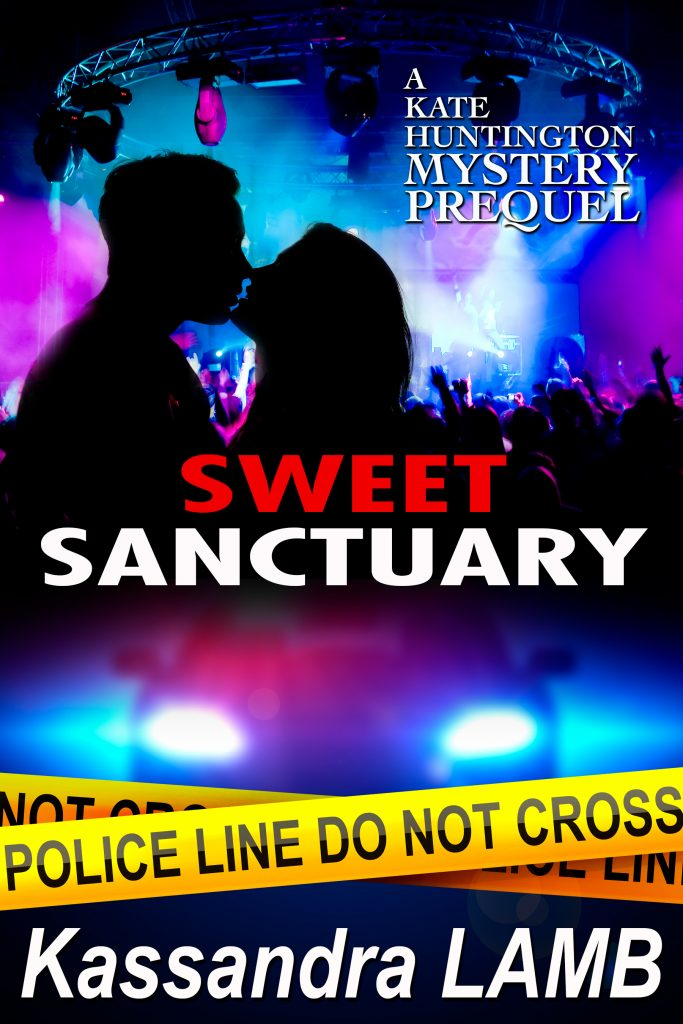 Sweet Sanctuary book cover