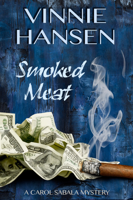 Smoked Meat book cover