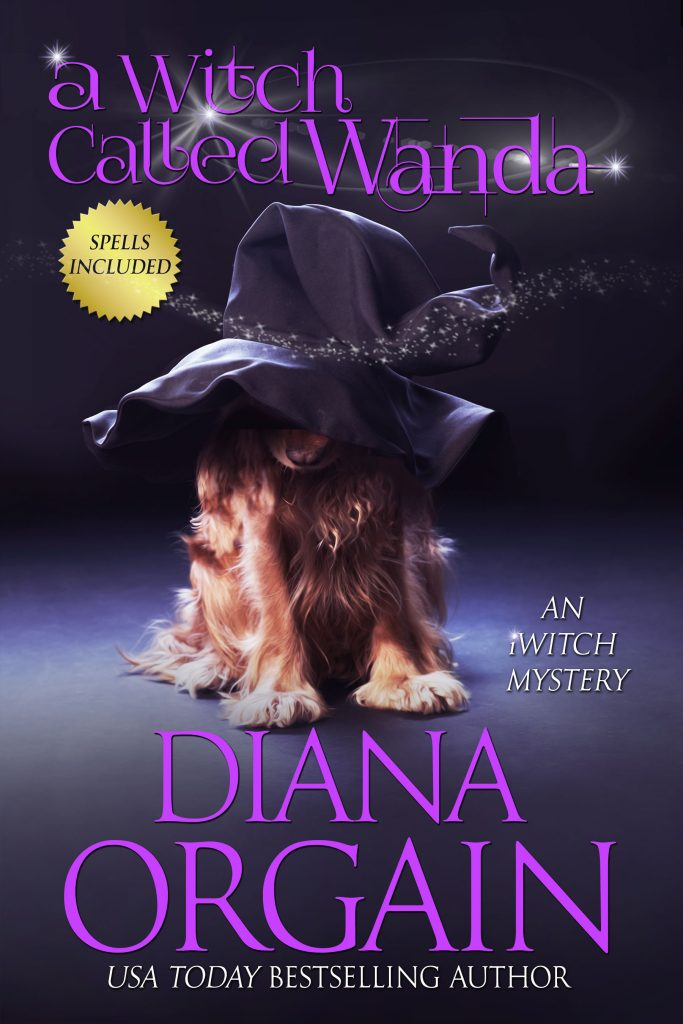 Paranormal misterio press a witch called wanda by diana orgain fandeluxe Choice Image