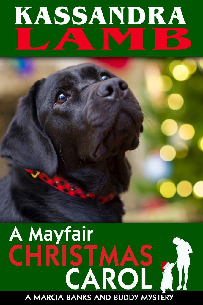 A Mayfair Christmas Carol book cover