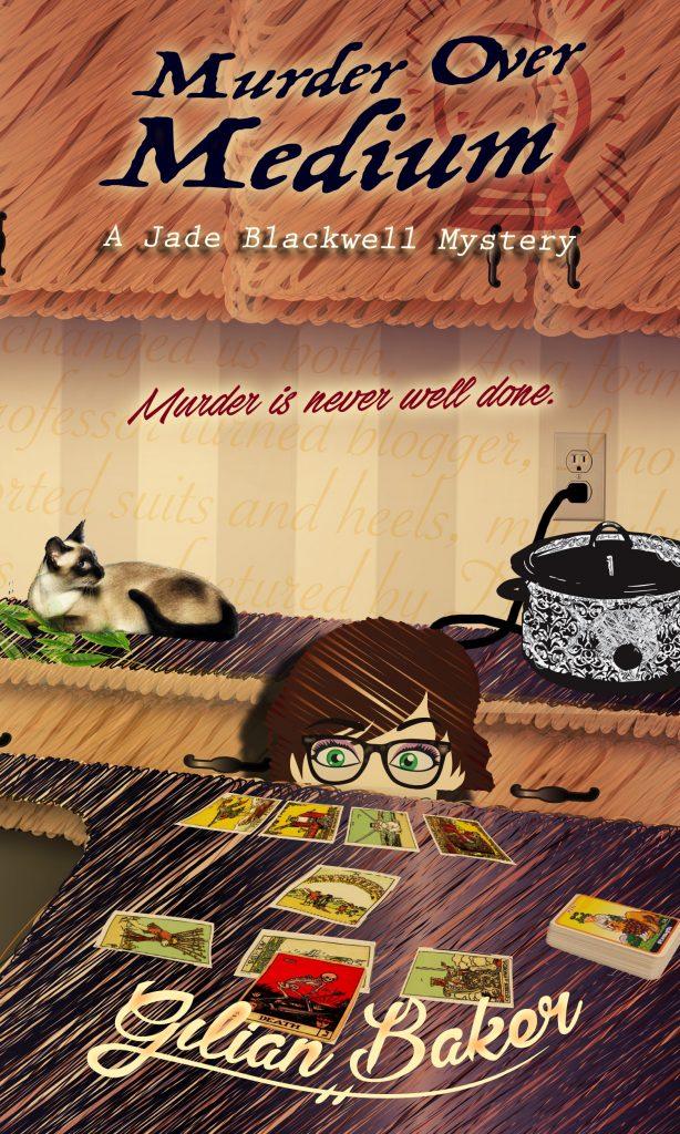 Murder over Medium book cover