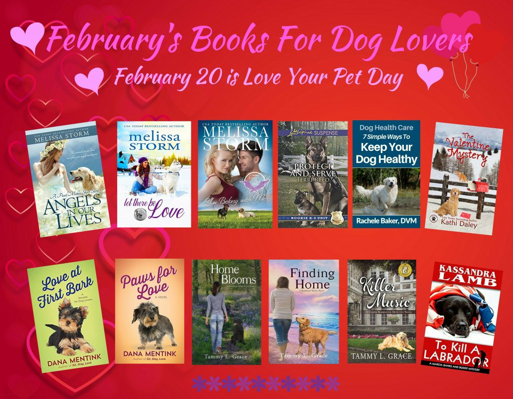 Love Your Pet Day (Books for Dog Lovers) - Misterio Press