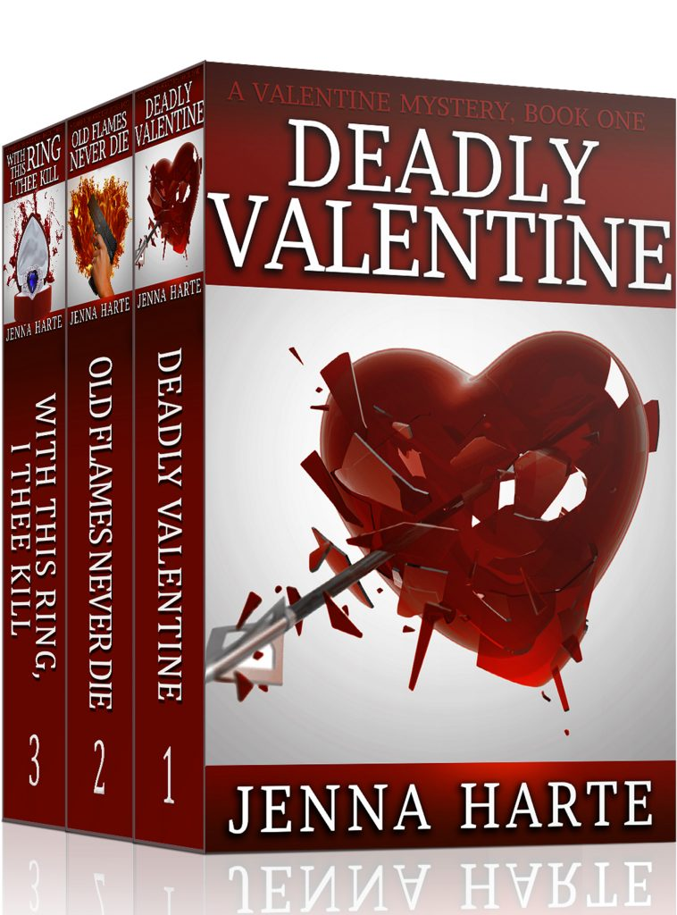 Valentine boxed set cover