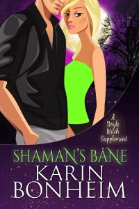(DWIB2) Shaman's Bane, A Witches of Doyle In-Between #2