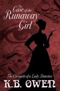 The Case of the Runaway Girl book cvover