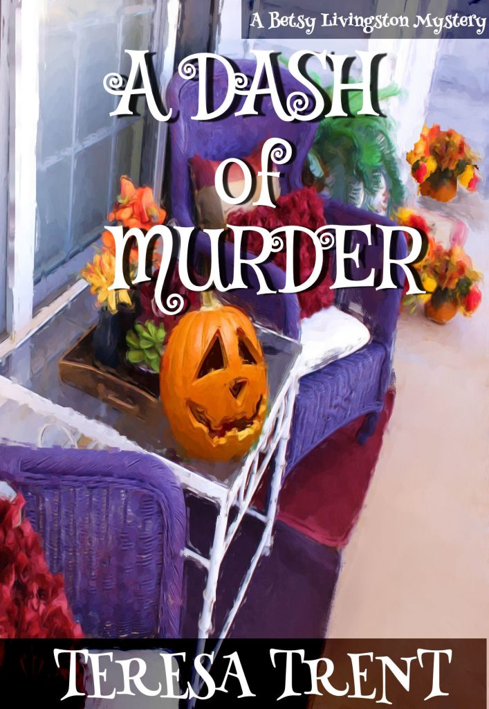 A Dash of Murder cover