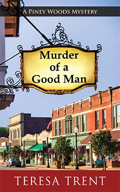 Murder of a Good Man cover