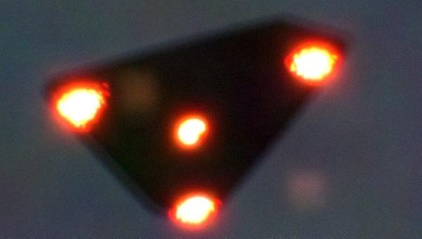 The truth about UFOs: Sighting in Wallonia, Belgium June 15, 1990