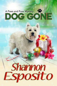 (P&P3) Dog Gone, The Paws & Pose Mysteries Book 3