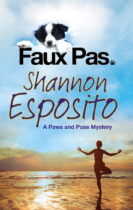 (P&P1) Faux Pas, The Paws & Pose Mysteries Book 1