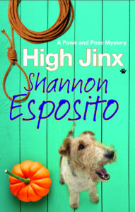 (P&P2) High Jinx, The Paws & Pose Mysteries Book 2