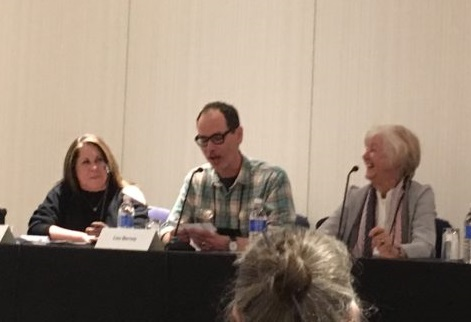 The Sex Panel at Left Coast Crime 2019