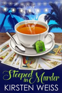 Steeped in Murder cover