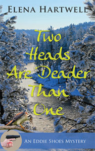 Two Heads are Deader than One book cover