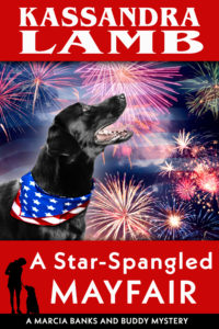 A Star-Spangled Mayfair cover