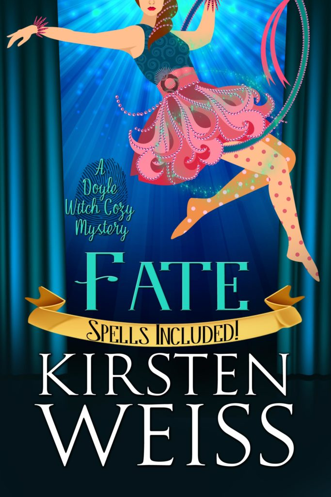 Fate book cover