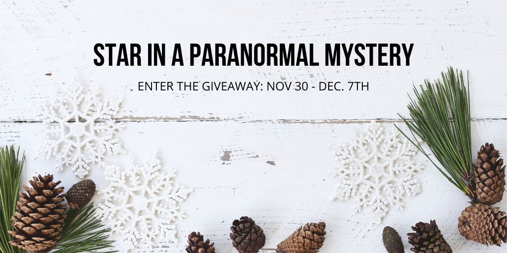 Star in a Paranormal Mystery