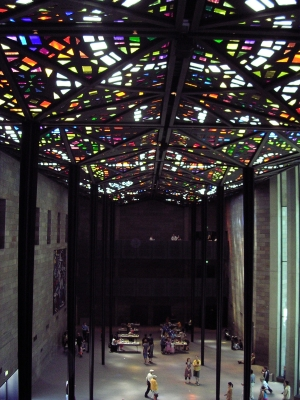 random moments that change our lives -- the glass ceilng
