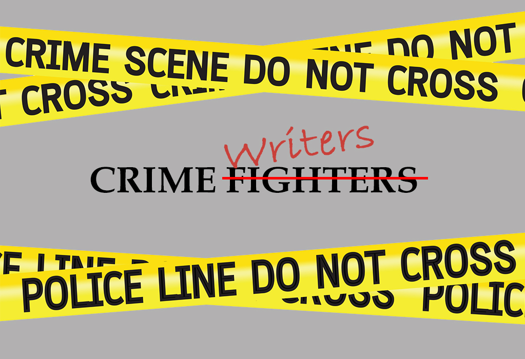 Crime Writers Interview logo