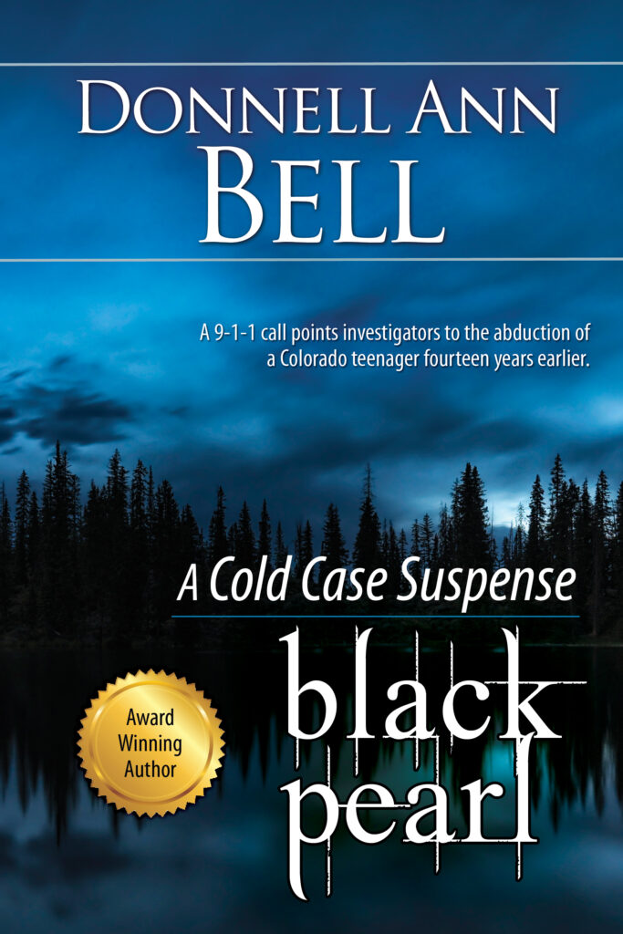 Crime Writers Interview: Donnell Bell -- Black Pearl book cover