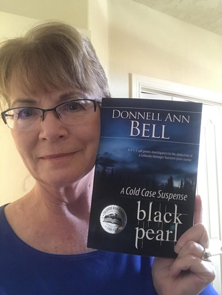 Crime Writers Interview: Donnell Bell