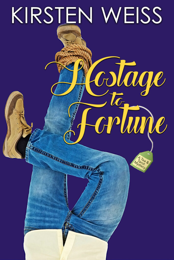 Hostage to Fortune book cover