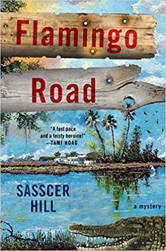 a new misterio press author, Sasscer Hill